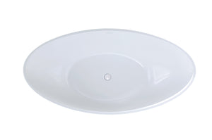 Hydro Systems LOG7238HTO Logan 72 X 38 Metro Collection Soaking Tub