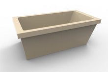 Load image into Gallery viewer, Hydro Systems LUC7236ATO Lucy 72 X 36 Freestanding Soaking Tub