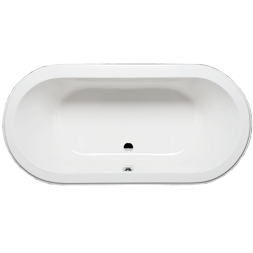 Americh Ly7135t Lynn 71 X 35 Drop In Tub Only Plumbing Overstock