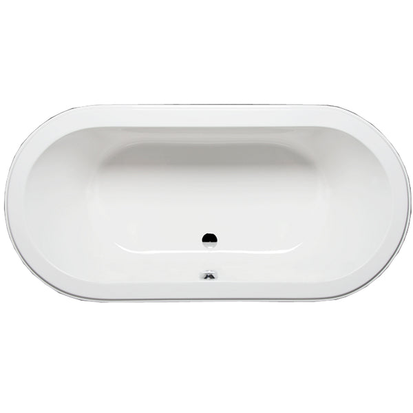 "Americh LY7135TA2 Lynn 71"" x 35"" Drop In Airbath 2 Only Tub"
