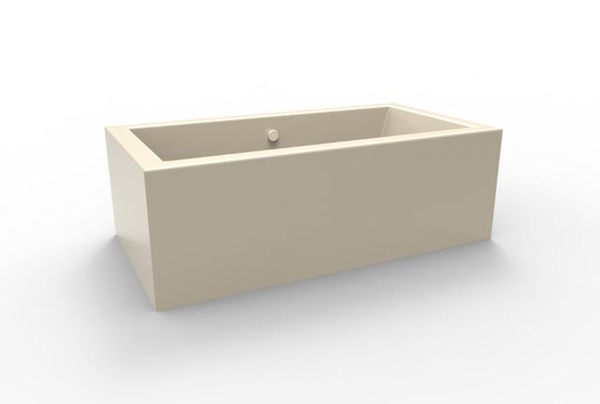 Hydro Systems Mch7238ato Chagall 72 X 38 Acrylic Soaking Tub Plumbing Overstock