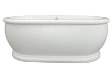 Load image into Gallery viewer, Hydro Systems MDM7036ATO Domingo 70 X 36 Acrylic Soaking Tub