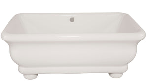 Hydro Systems MDO6636ATO Donatello 66 X 36 Acrylic Soaking Tub
