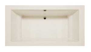 Hydro Systems MEN7036ATA Mellenie 70 X 36 Acrylic Thermal Air Tub System