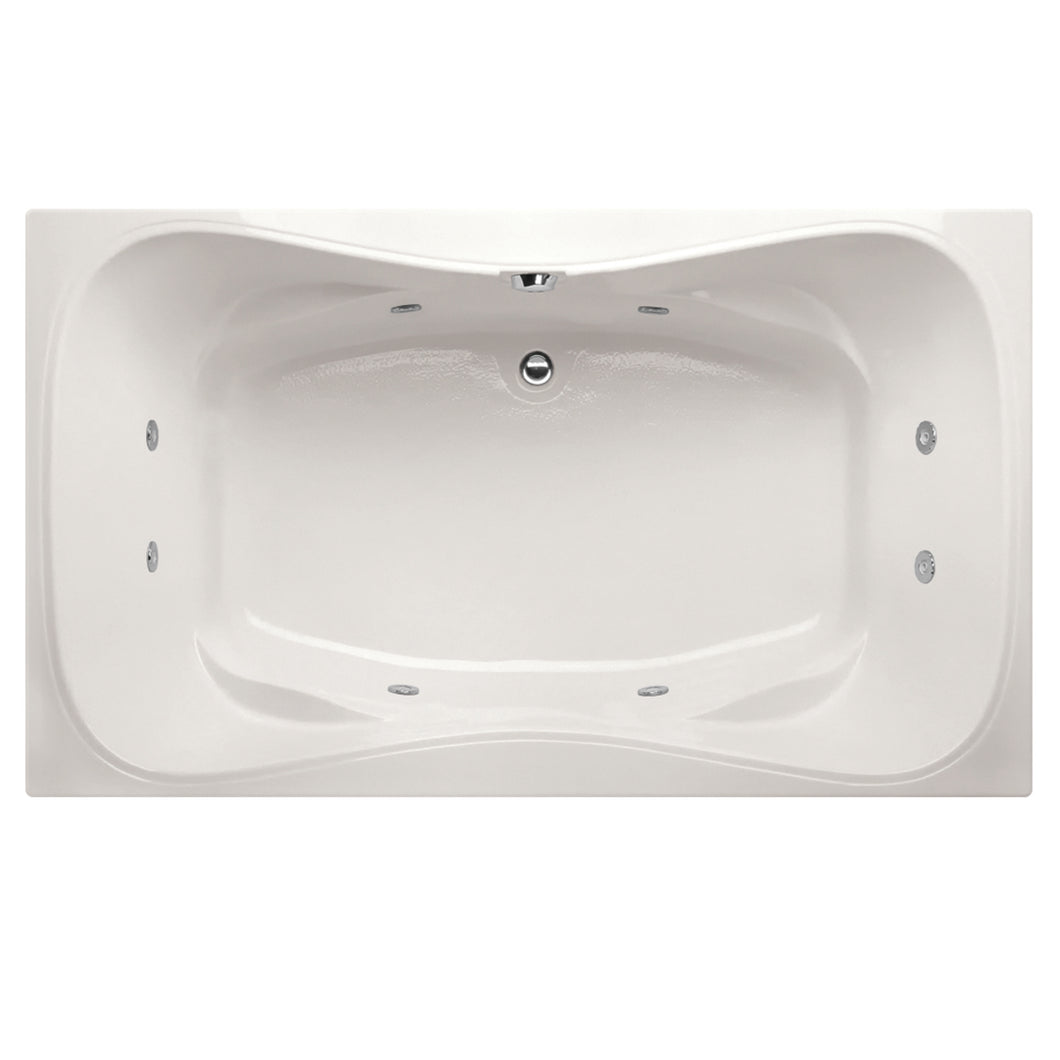 Hydro Systems MON6042AWP Monterey 60 X 42 Acrylic Whirlpool Jet Tub System