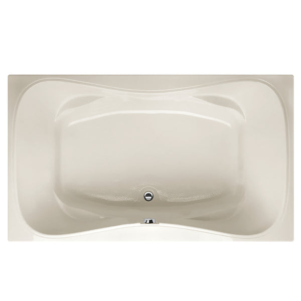 Hydro Systems MON7242ATA Monterey 72 X 42 Acrylic Thermal Air Tub System
