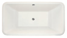 Load image into Gallery viewer, Hydro Systems MRC7036ATO Rockwell 70 X 36 Acrylic Soaking Tub