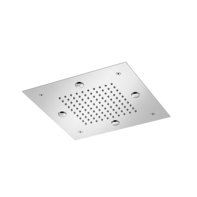 "Isenberg MSS.12S-P 12"" Stainless Flush Mount Rainhead With Mist Flow"