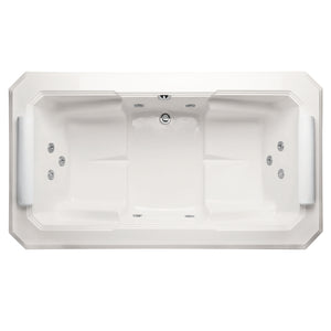 Hydro Systems MYS7844AWP Mystique 78 X 44 Acrylic Whirlpool Jet Tub System