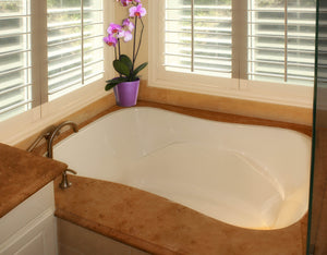 Hydro Systems MON7242AWP Monterey 72 X 42 Acrylic Whirlpool Jet Tub System