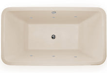 Load image into Gallery viewer, Hydro Systems NAS6636ACO Natasha 66 X 36 Acrylic Airbath & Whirlpool Combo Tub System