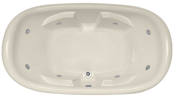 Hydro Systems NAT7844AWP Natalie 78 X 44 Acrylic Whirlpool Jet Tub System