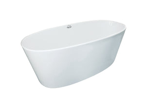 Hydro Systems NEW6631HTA Newbury 66 X 31 Metro Collection Thermal Air Tub