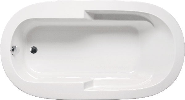 "Americh OM6036T Madison Oval 60"" x 36"" Drop In Tub Only"