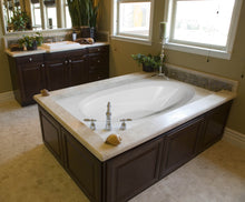 Load image into Gallery viewer, Hydro Systems OVA6042ACO Ovation 60 X 42 Acrylic Airbath & Whirlpool Combo Tub System