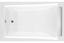 "Load image into Gallery viewer, Hydro Systems Designer REG7034GTO  70"" x 34"" x 19"" Soaking Acrylic Bath Tub"