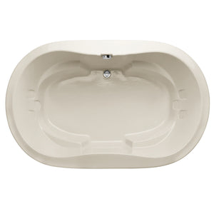 Hydro Systems SAV6644ATO Savannah 66 X 44 Aacrylic Soaking Tub