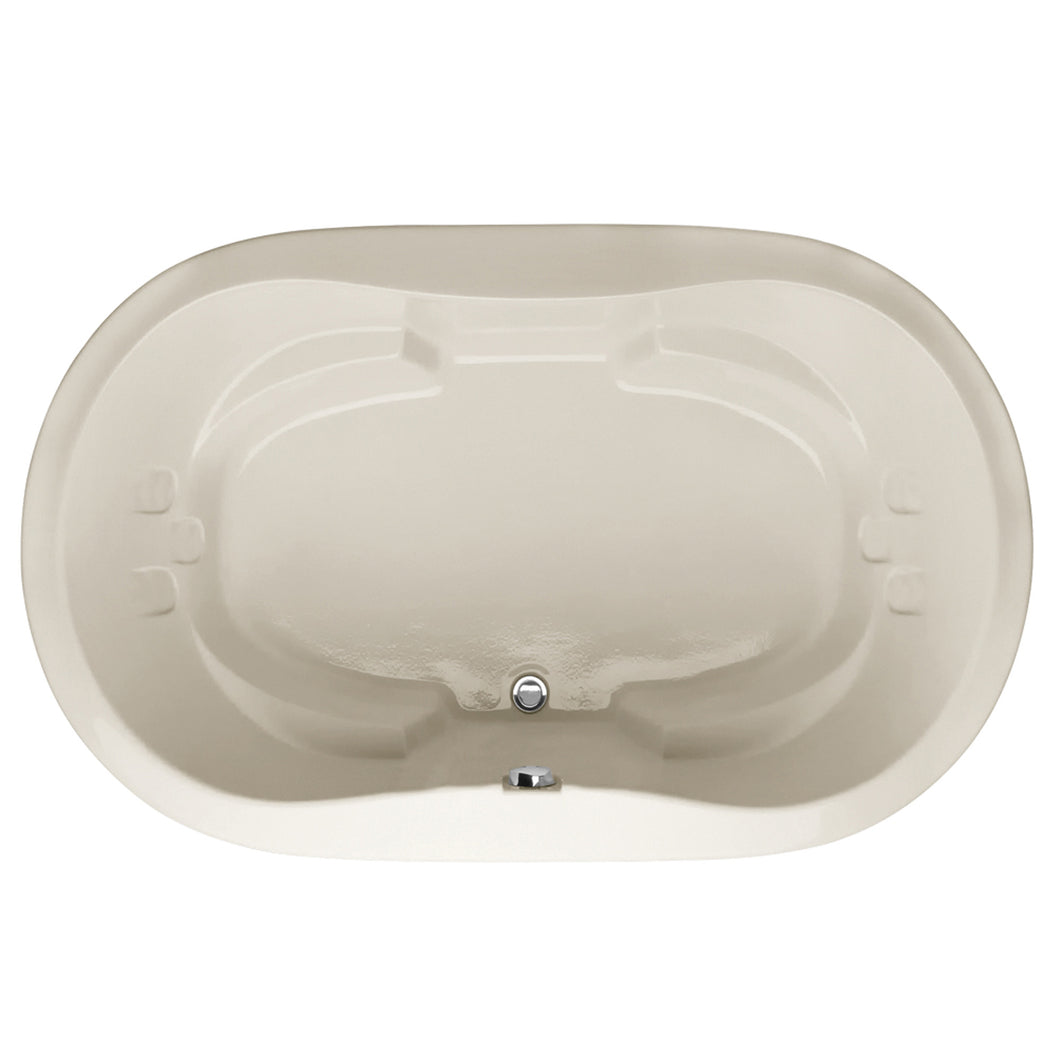 Hydro Systems SAV7444ATO Savannah 74 X 44 Acrylic Soaking Tub
