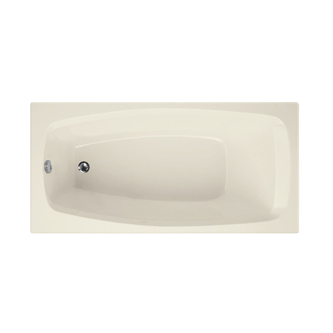 Hydro Systems SLT6030ATO Solitude 60 X 30 Acrylic Soaking Tub