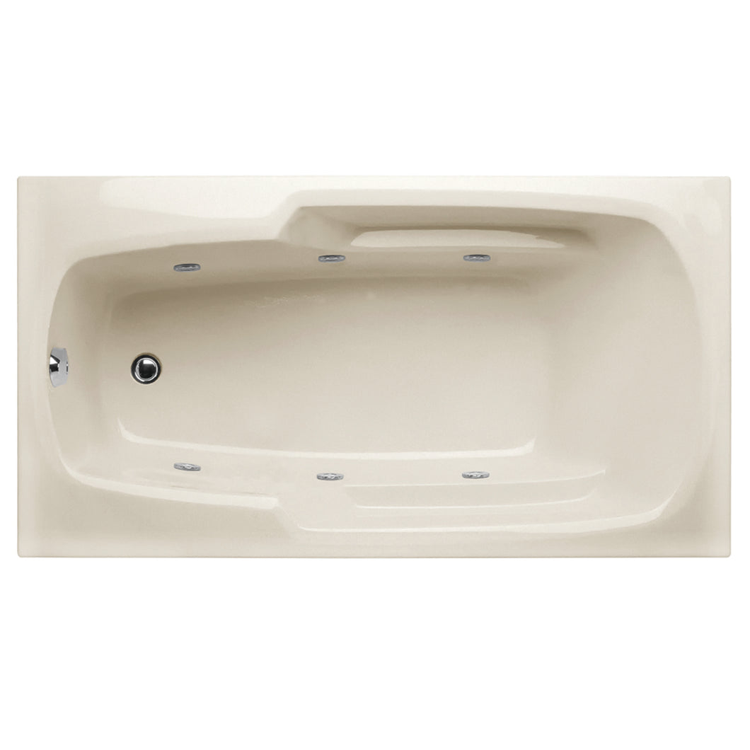 Hydro Systems SOL6630AWP Solo 66 X 30 Whirlpool Jet Tub System