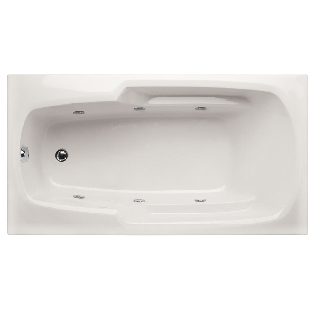 Hydro Systems SOL6634ACO Solo 66 X 34 Acrylic Airbath & Whirlpool Combo Tub System