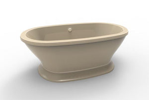 Hydro Systems SOP7040ATO Sophia 70 X 40 Freestanding Soaking Tub