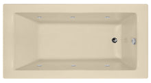 Load image into Gallery viewer, Hydro Systems SYD6030AWPS-RH Sydney 60 X 30 Acrylic Whirlpool Jet Tub System Shallow Depth Right Hand Tub