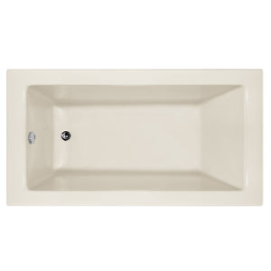 Hydro Systems SYD6032ATOS-LH Sydney 60 X 32 Acrylic Soaking Tub Shallow Depth Left Hand Tub
