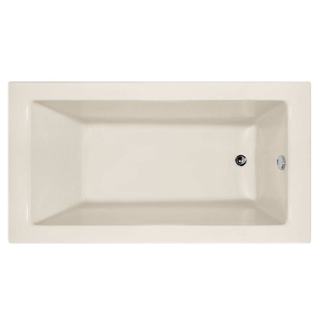 Hydro Systems SYD6036ATO-RH Sydney 60 X 36 Acrylic Soaking Right Hand Tub