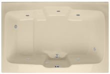 Load image into Gallery viewer, Hydro Systems VIC7348AWP Victoria 73 X 48 Acrylic Whirlpool Jet Tub System