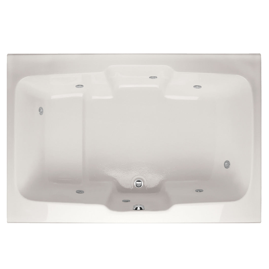 Hydro Systems VIC7348AWP Victoria 73 X 48 Acrylic Whirlpool Jet Tub System