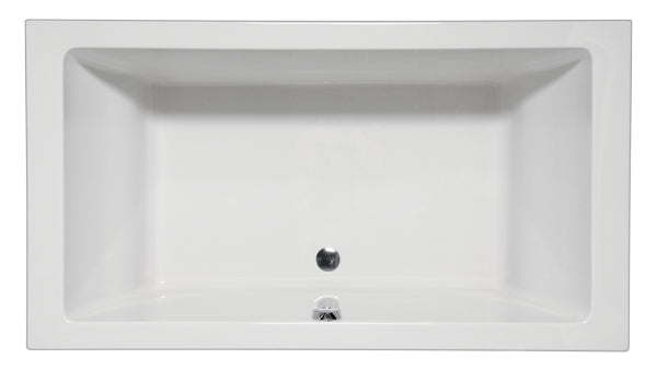 "Americh VO6640T Vivo 66"" x 40"" Drop In Tub Only"