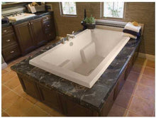 Load image into Gallery viewer, Hydro Systems VER7242ACO Versailles 72 X 42 Acrylic Airbath & Whirlpool Combo Tub System