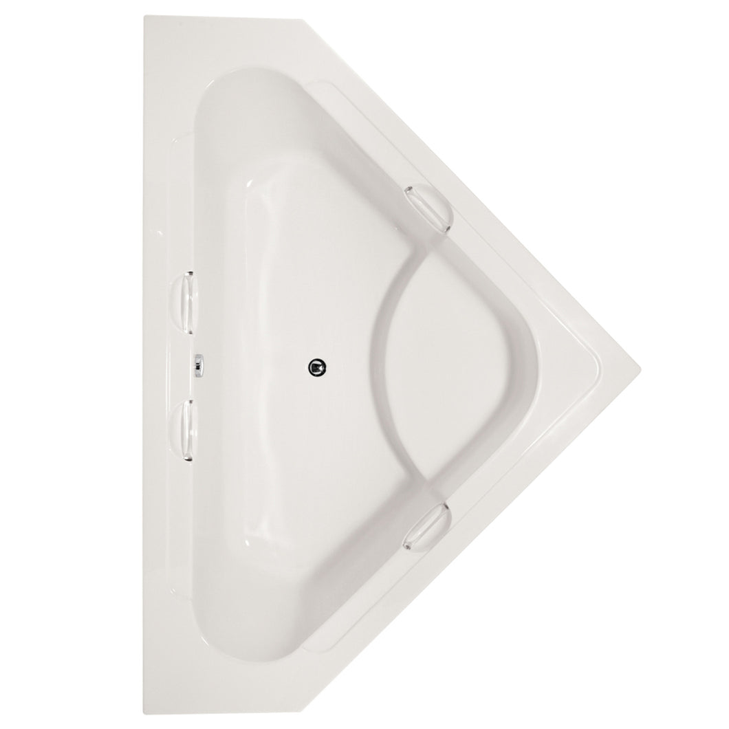 Hydro Systems WHI6262ATA Whitney 62 X 62 Acrylic Thermal Air Tub System