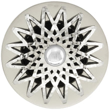 Load image into Gallery viewer, Linkasink D015 PH Star Grid Strainer Polished Hammered Sphere Screw