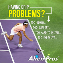 Load image into Gallery viewer, Alien Pros Tennis Racket Grip Tape (60 Grips) – Precut and Dry Feel Tennis Grip – Tennis Overgrip Grip Tape Tennis Racket – Wrap Your Racquet for High Performance (60 Grips)