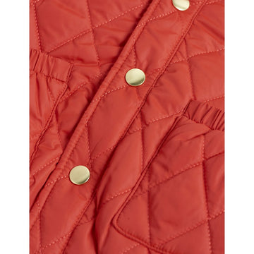 Куртка Quilted red