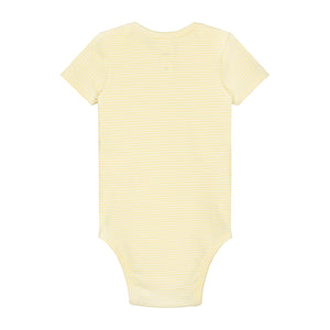 Боді Onesie yellow mellow/cream