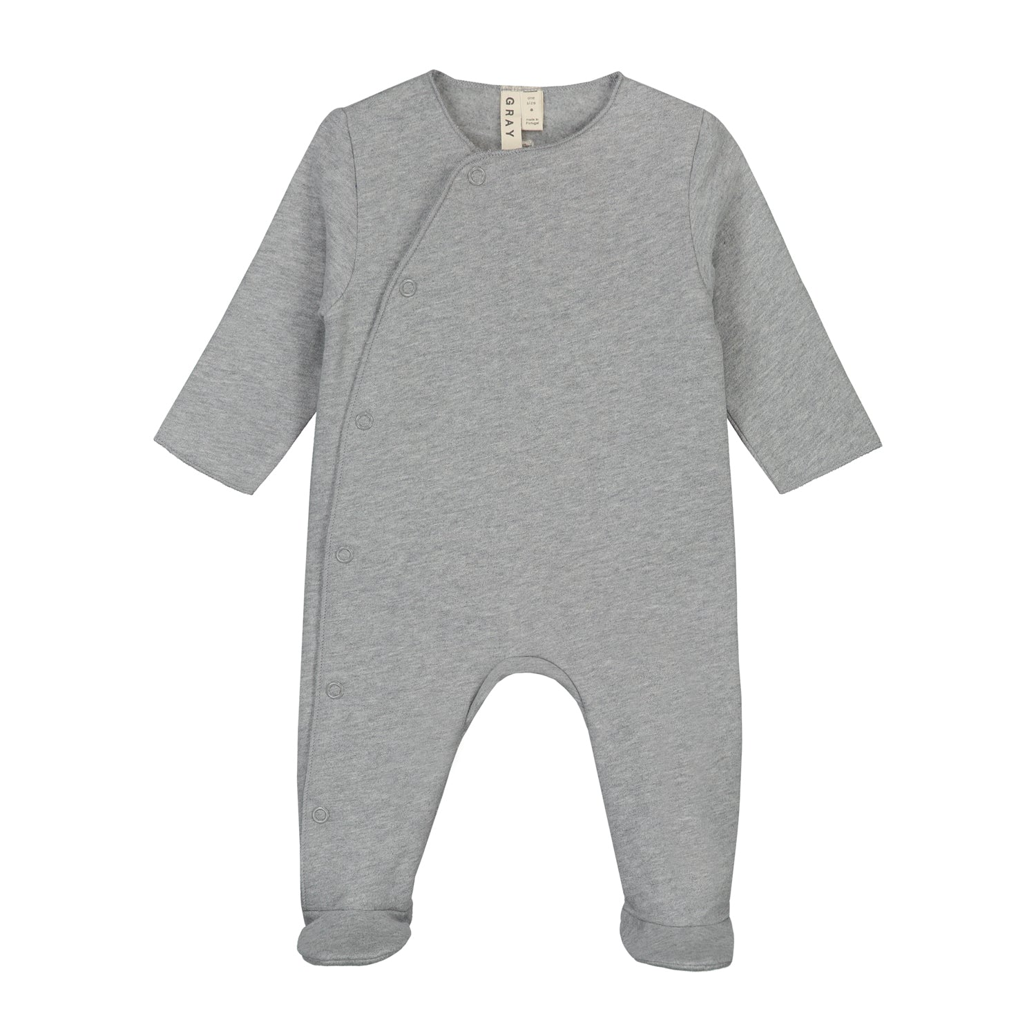 Комбинезон Newborn grey melange