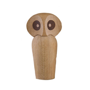 Статуэтка в виде совы Owl Large Natural