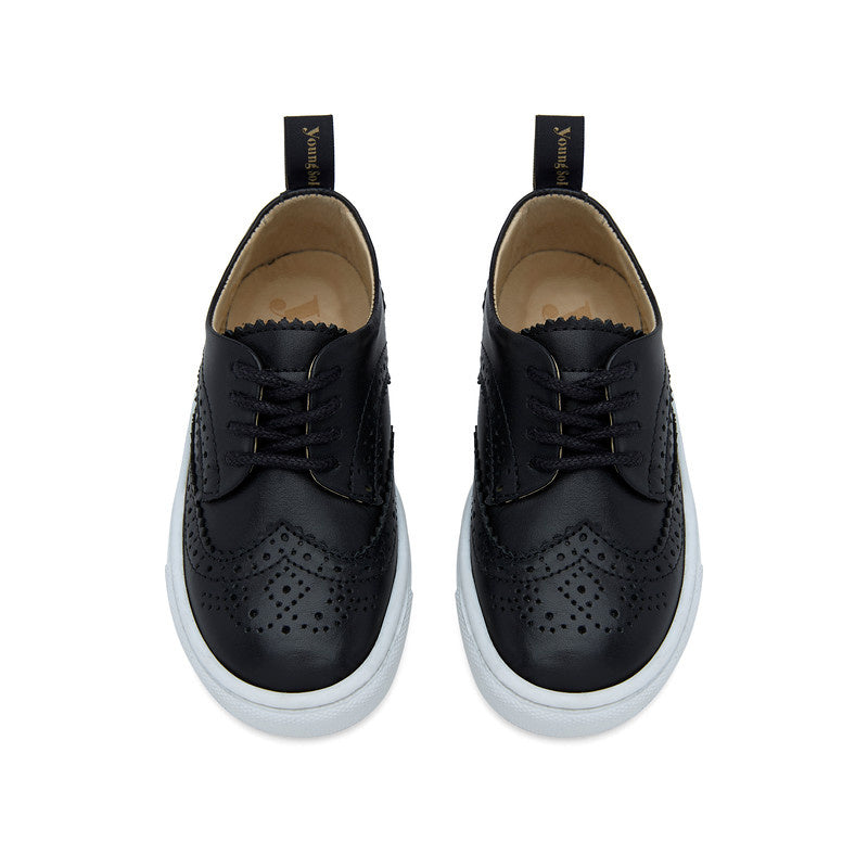 Туфли Oscar brogue black