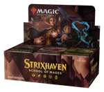 Strixhaven draft booster box preorder (36 boosters)