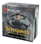 Strixhaven silverquill prerelease kit preorder