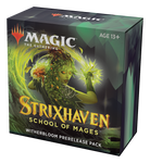 Strixhaven witherbloom prerelease kit preorder