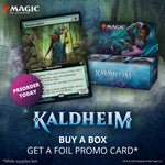 Kaldheim draft booster box preorder (36 boosters)