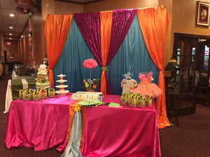 Sweet Table Backdrop Rental - Severn, MD - Maryland Event Decor