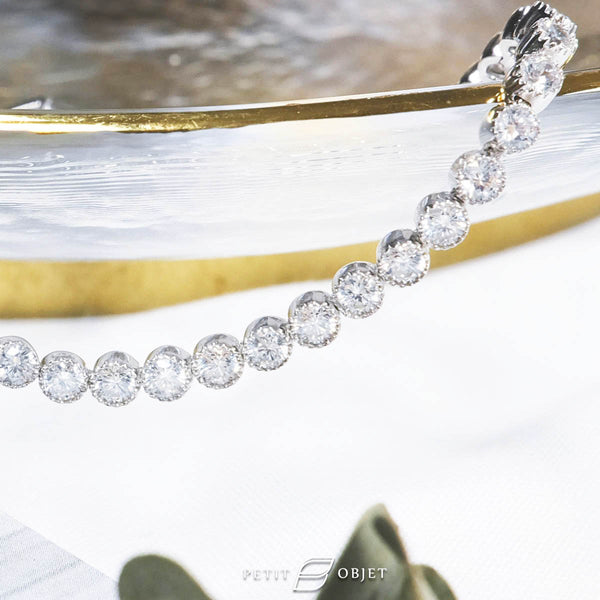 Diamond Tennis Bracelet BL016