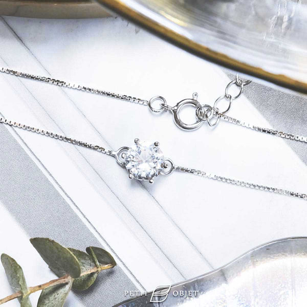 Diamond Crown Bracelet  BL019