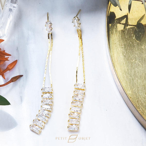 Piano Earrings E039