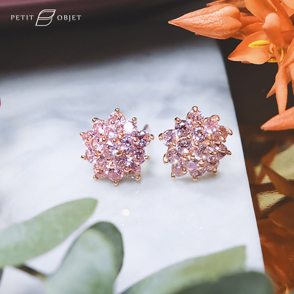 Starry Earrings E042